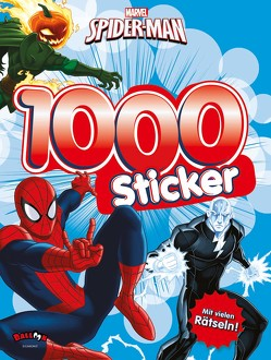 Spider-Man – 1000 Sticker