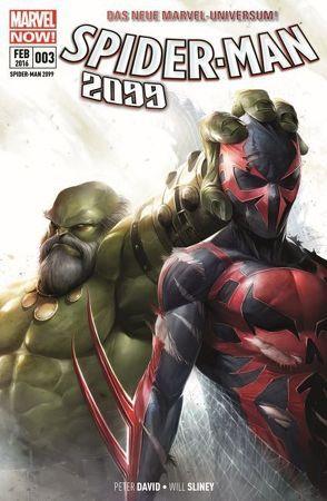 Spider-Man 2099 von David,  Peter Allen, Sliney,  Will