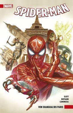 Spider-Man von Camuncoli,  Giuseppe, Slott,  Dan, Strittmatter,  Michael