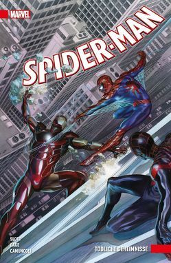 Spider-Man von Camuncoli,  Giuseppe, Gage,  Christos, Garron,  Javier, Silva,  R.B., Slott,  Dan, Strittmatter,  Michael