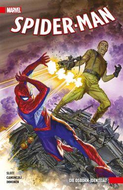 Spider-Man von Camuncoli,  Giuseppe, Immonen,  Stuart, Slott,  Dan, Strittmatter,  Michael