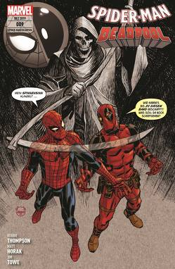 Spider-Man/Deadpool von Horak,  Matt, Strittmatter,  Michael, Thompson,  Robbie, Towe,  Jim