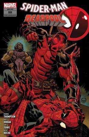 Spider-Man/Deadpool von Thompson,  Robbie, Towe,  Jim