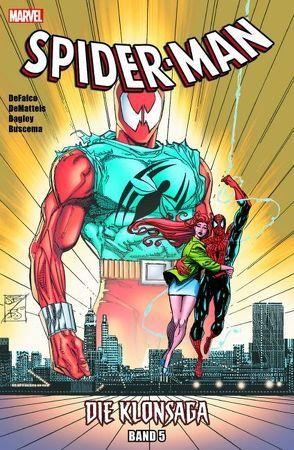 Spider-Man: Die Klonsaga von Bagley,  Mark, Buscema,  Sal, DeFalco,  Tom, DeMatteis,  J.M.