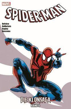 Spider-Man: Die Klonsaga von Bagley,  Mark, Buscema,  Sal, DeFalco,  Tom, Jurgens,  Dan, Mackie,  Howard, Romita Jr.,  John
