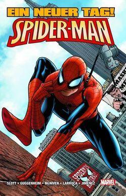Spider-Man: Ein neuer Tag von Guggenheim,  Marc, Jimenez,  Phil, Slott,  Dan