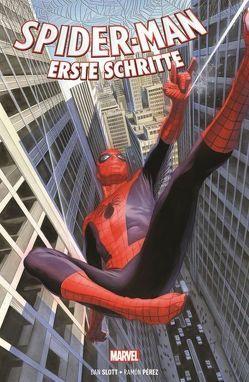 Spider-Man: Erste Schritte von Pérez,  Ramón K., Slott,  Dan