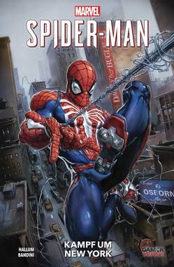 Spider-Man: Kampf um New York von Bandini,  Michele, Hallum,  Dennis, Maresca,  Luca, Strittmatter,  Michael