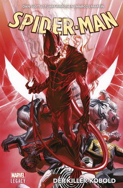 Spider-Man – Legacy von Immonen,  Stuart, Slott,  Dan