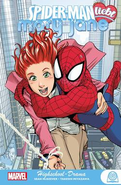 Spider-Man liebt Mary Jane: Highschool-Drama von McKeever,  Sean, Miyazawa,  Takeshi, Strittmatter,  Michael