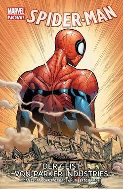 Spider-Man – Marvel Now! von Camuncoli,  Giuseppe, Slott,  Dan