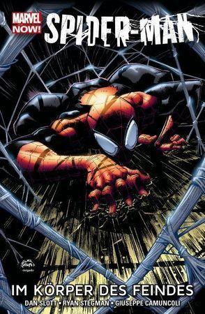 Spider-Man – Marvel Now! von Camuncoli,  Giuseppe, Dell,  John, Slott,  Dan, Stegman,  Ryan