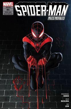 Spider-Man: Miles Morales von Bazaldua,  Oscar, Bendis,  Brian Michael, Kudranski,  Szymon, Leon,  Nico, Strittmatter,  Michael