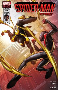 Spider-Man: Miles Morales von Bazaldua,  Oscar, Bendis,  Brian Michael, Pichelli,  Sara, Strittmatter,  Michael