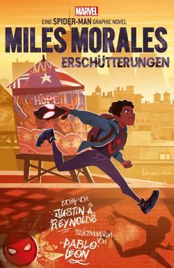 Spider-Man: Miles Morales von Leon,  Pablo, Reynolds,  Justin A.
