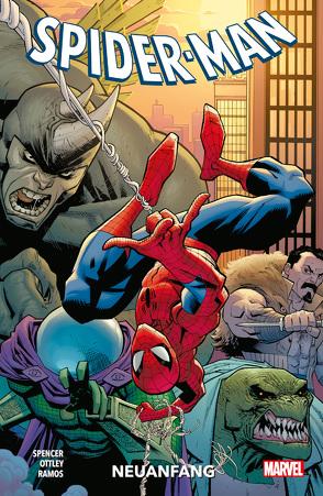 Spider-Man – Neustart von Ottley,  Ryan, Ramos,  Humberto, Spencer,  Nick, Strittmatter,  Michael