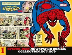 Spider-Man Newspaper Comics Collection von Lee,  Stan, Romita Sr.,  John, Strittmatter,  Michael