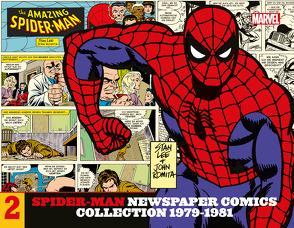 Spider-Man Newspaper Comics Collection von Lee,  Stan, Romita,  John