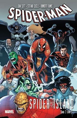 Spider-Man: Spider-Island von Caselli,  Stefano, Ramos,  Humberto, Slott,  Dan