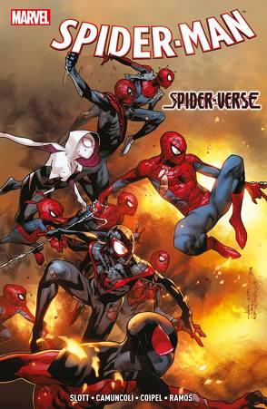 Spider-Man: Spider-Verse von Camuncoli,  Giuseppe, Coipel,  Olivier, Gage,  Christos, Ramos,  Humberto, Slott,  Dan, Strittmatter,  Michael, Williams,  David D.