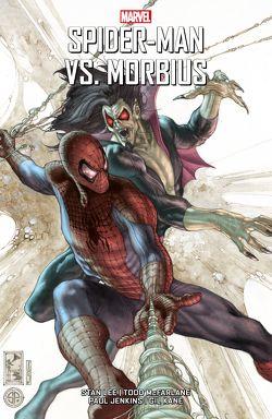 Spider-Man vs. Morbius von Quinones,  Joe, Van Lente,  Fred