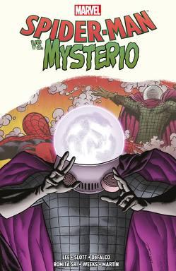 Spider-Man vs. Mysterio von Martin,  Marcos, Slott,  Dan