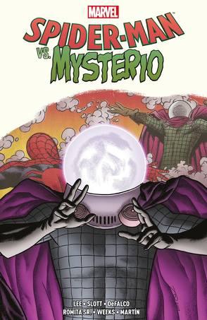 Spider-Man vs. Mysterio von DeFalco,  Tom, Heck,  Don, Kitson,  Barry, Lee,  Stan, Martin,  Marcos, Pulido,  Javier, Romita Sr.,  John, Slott,  Dan, Strittmatter,  Michael, Van Lente,  Fred, Weeks,  Lee