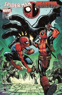 Spider-Man/Deadpool von Giovannetti,  Nick, Jillette,  Penn, Kelly,  Joe, Koblish,  Scott, McGuinness,  Ed, Nauck,  Todd, Strittmatter,  Michael