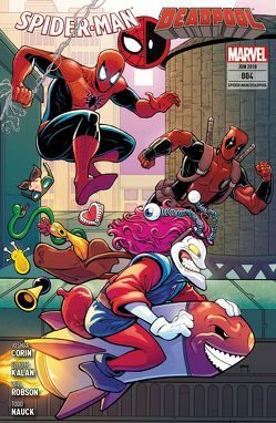 Spider-Man/Deadpool von Corin,  Joshua, Kalan,  Elliott, Nauck,  Todd, Robson,  Will, Strittmatter,  Michael