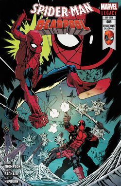 Spider-Man/Deadpool von Bachalo,  Chris, Thompson,  Robbie