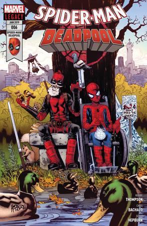 Spider-Man/Deadpool von , Flaviano, Bachalo,  Chris, Bondoc,  Elmo, Hepburn,  Scott, Horak,  Matt, Strittmatter,  Michael, Thompson,  Robbie, To,  Marcus