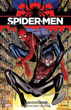 Spider-Men I: Identitätskrise von Bendis,  Brian Michael, Hidalgo,  Carolin, Pichelli,  Sara