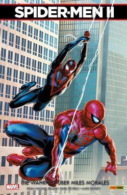 Spider-Men II: Die Wahrheit über Miles Morales von Bagley,  Mark, Bendis,  Brian Michael, Hidalgo,  Carolin, Pichelli,  Sara