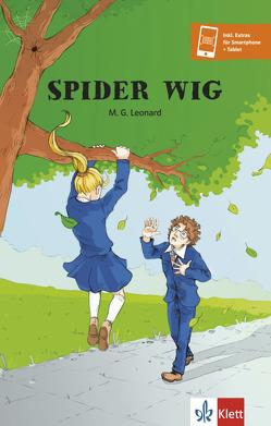 Spider Wig von Leonard,  M.G.
