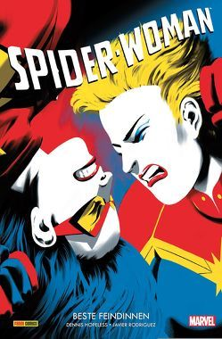 Spider-Woman von Althoff,  Gerlinde, Fish,  Veronica, Hopeless,  Dennis, Rodriguez,  Javier, Tigh,  Walker