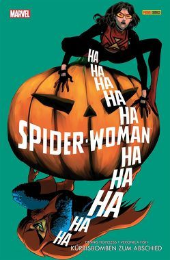 Spider-Woman von Althoff,  Gerlinde, Fish,  Veronica, Hopeless,  Dennis