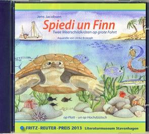 Spiedi un Finn von Jacobsen,  Jens