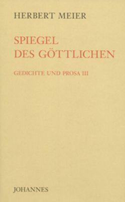 Spiegel des Göttlichen von Meier,  Herbert