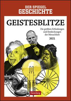 SPIEGEL Geschichte Geistesblitze Kalender 2021 von Harenberg