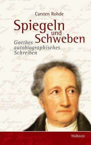 Spiegeln und Schweben von Rohde,  Carsten