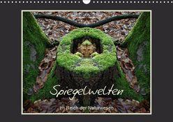 Spiegelwelten – Im Reich der Naturwesen (Wandkalender 2019 DIN A3 quer) von Hubner,  Katharina