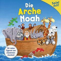 Spiel mit! Die Arche Noah von Arlt,  Kathrin