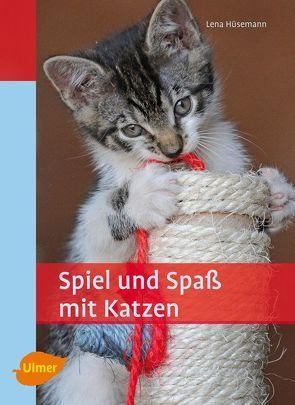 Spiel und Spaß mit Katzen von Hüsemann,  Lena