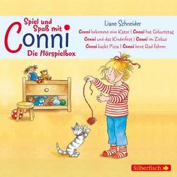 Spiel und Spaß mit Conni (Meine Freundin Conni – ab 3) von Diverse, Schneider,  Liane
