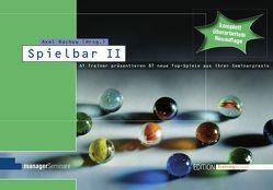 Spielbar / Spielbar II von Rachow,  Axel