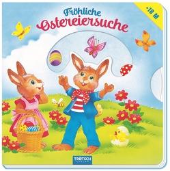"""Spielbuch """"Fröhliche Ostereiersuche"""""""