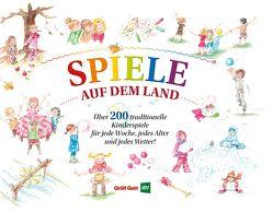 Spiele auf dem Land von Lorenz,  André, Lugert,  Jutta