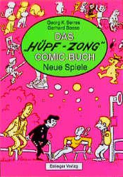 Spiele Comic-Buch von Berres,  Georg K., Boese,  Gerhard
