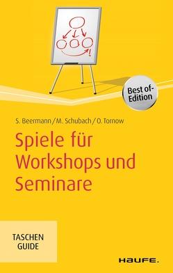 Spiele für Workshops und Seminare von Beermann,  Susanne, Schubach,  Monika