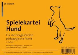 Spielekartei Hund von Baumgartner,  Michael, Koch,  Petra, Reiter,  Souris, Thielen,  Silvia